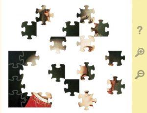 Mozart Puzzle Online